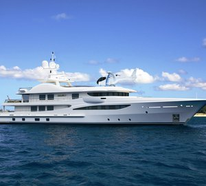 Lantic to supply entertainment systems for five new Amels LIMITED EDITIONS 177 Motor Yachts