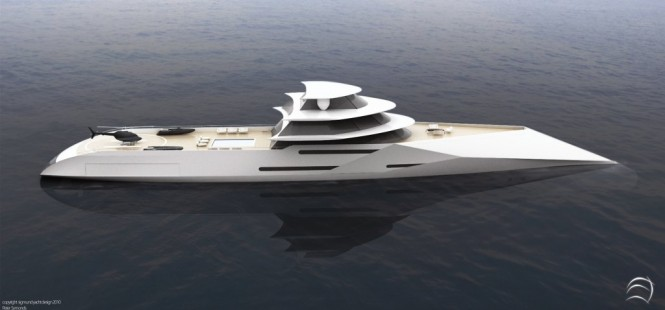Centurion Design by Sigmund Yacht Design