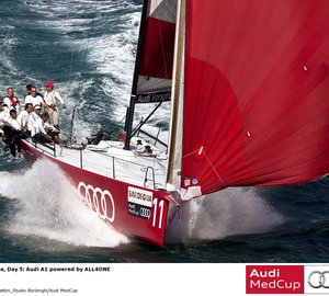 "2011 Audi MedCup Circuit: ""Audi Sailing Team powered by ALL4ONE"" announce sponsorship and sailing yacht"
