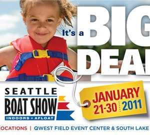 64th Annual BIG Seattle Boat Show 2011