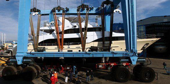 Benetti launch restyled Classic 121 motor yacht - Credit Benetti Yachts