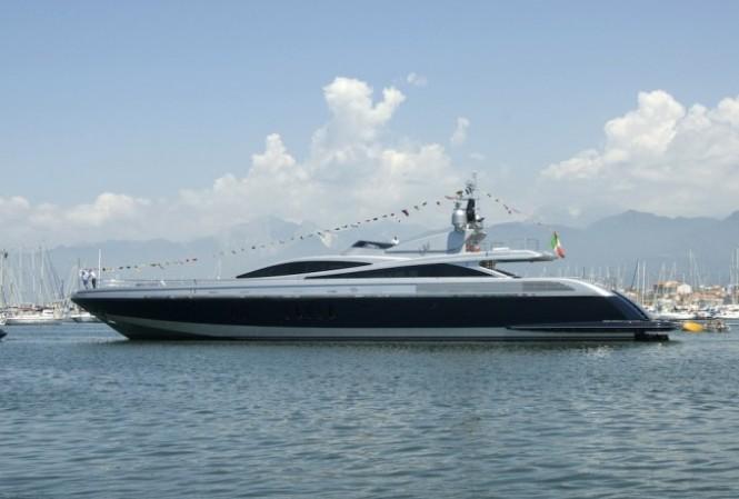 Codecasa 45s hull F72 Motor Yacht Framura 2 - Codecasa