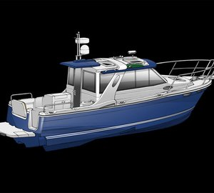 Garmin® to Outfit Fluid Motion's Ranger Tugs, Trawlers and Cutwater Boats