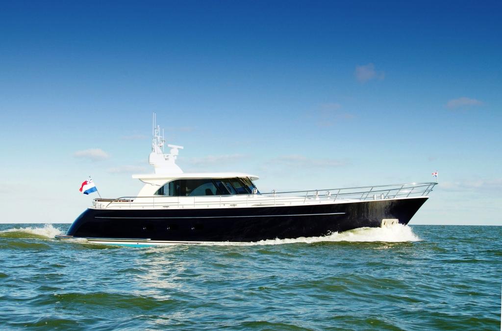 Holterman 60 Govenor motor yacht by Vripack