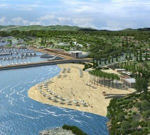 Karpaz Bay Marina announce plans for luxury hotel and beach club
