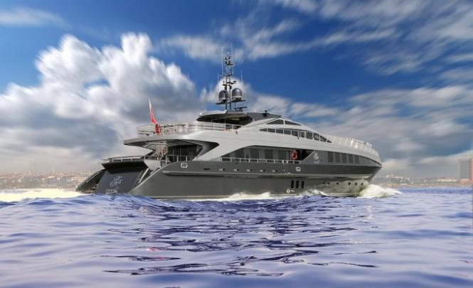 Motor Yacht NOOR - Bilgin Yachts
