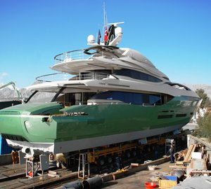 PERI 41T Motor yacht Bibich Too launched by Peri Yachts