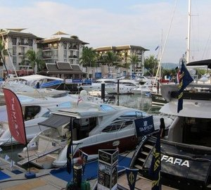 Phuket International Boat Show (PIMEX): US$ 17 million of trade at 4-day event