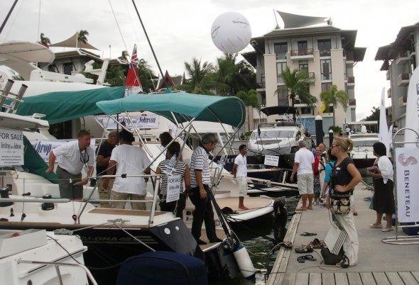 Phuket International Boat Show (PIMEX) 2011