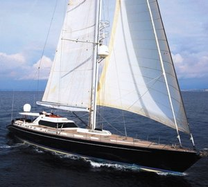Sailing yacht Philanderer: The largest sailing yacht legal to charter in Spain