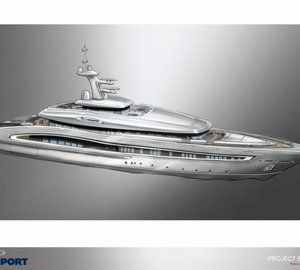 The DEVONPORT Concept Motor Yacht SEVEN ZERO