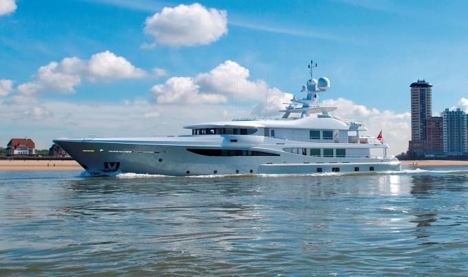 Yacht BEL ABRI - Amels 171 Superyacht