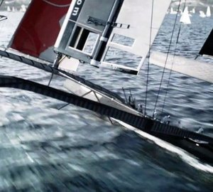 America's Cup AC72 Class Rule amended: One size wing for all conditions