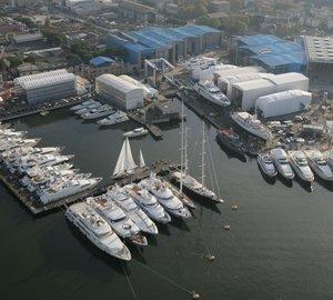 Azimut Benetti Group: Yachts, Megayachts and Yachtique