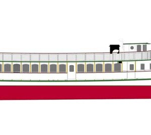 Burger Boat Company to build 98ft Chicago's Leading Lady Motor Yacht