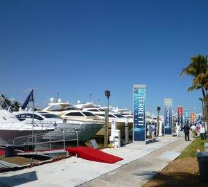 Ferretti Group showcases 22 models, 4 are exclusive debuts in Miami