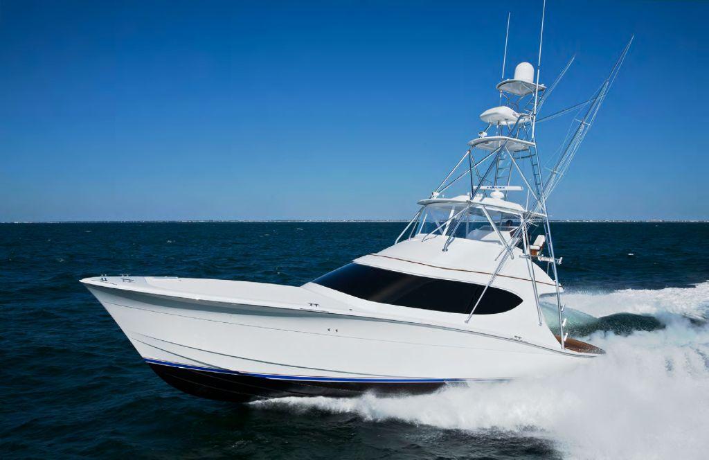 Hatteras GT54 Motor Yacht