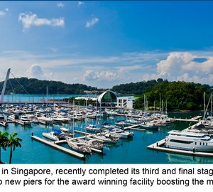 Marina at Keppel Bay meets rising demand for superyacht berths in Singapore