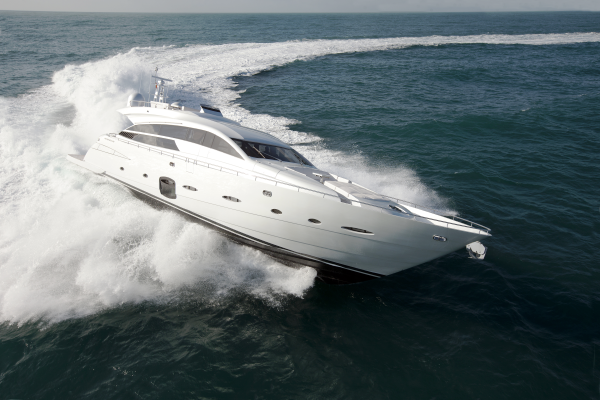Pershing 92' Motor Yacht Wins the Hurun Best of the Best 2011 Awards, China