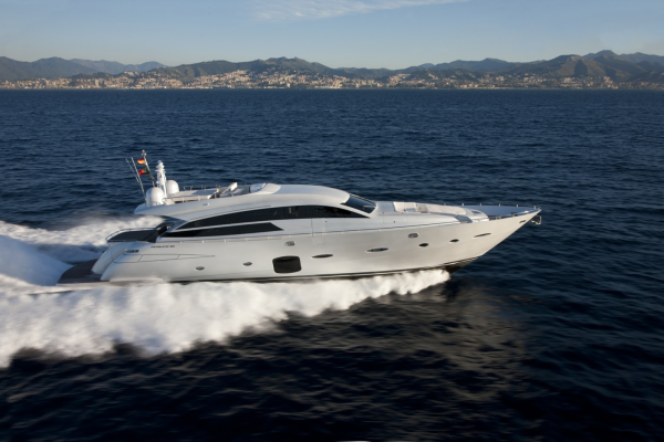 Pershing 92' conquers China winner of the Hurun Best of the Best 2011 Awards