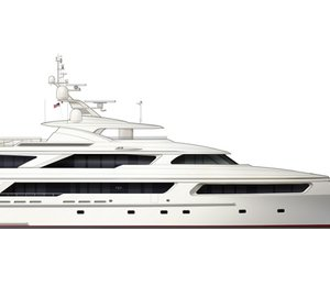 Polynesian Inspired 50m Superyacht by Delta - Hull 164041