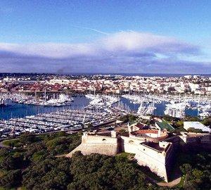The Antibes Yacht Show partners with MYBA