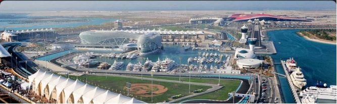 Superyachts from World's Top Shipyards at Abu Dhabi Yacht Show 2011