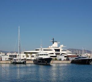 Vilanova Grand Marina – Barcelona Superyacht Marina Launches Spring promotion