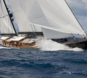 Superyacht Cup 2011 in Palma welcomes strong industry support