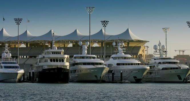 Abu Dhabi Yacht Show (ADYS) Yas Marina