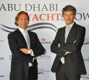 Superyacht builder Gulf Craft's strong presence at the Abu Dhabi Yacht Show