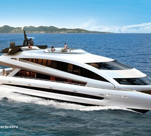 Greenline Yacht Interiors to complete 8 RFF135 motor yachts by the Royal Falcon Fleet
