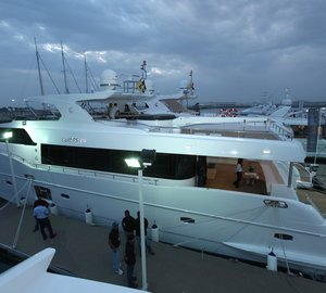 Gulf Craft's GULF 95 EXP motor yacht to feature De Dietrich appliances