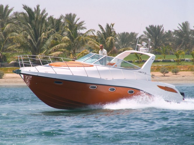 Gulf Craft appoints Mastervolt to supply Gulf Craft Oryx 36 Motor Yacht