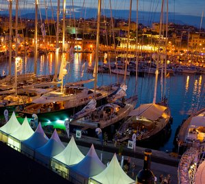 Superyacht Cup Palma 2011: Palma De Mallorca gears up with new entries