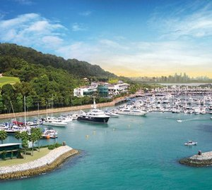 ONE 15 Marina Club completes 3rd Phase of marina expansion creating a 270-berth marina in Singapore
