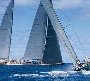 Les Voiles de St. Barth 2011: Exceptional Yachts and Crews