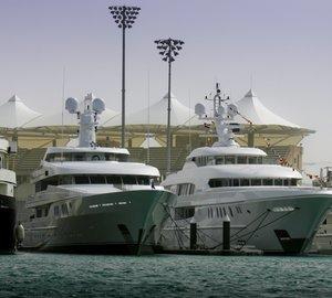 Superyachts Made in UAE Create International Waves