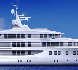 66m Motor Yacht Hull 211042 by Delta Marine