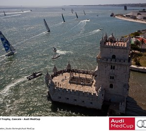 2011 Audi MedCup Circuit: One Month until the start in Cascais