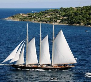 Classic Sailing Yacht Atlantic's Summer Charter Schedule