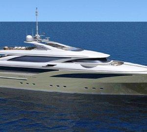 The ISA Yachts 630 Motor Yacht Kolaha
