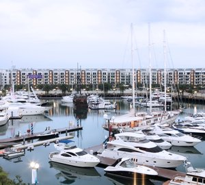 Inaugural Singapore Yacht Show applauded by Superyacht Industry
