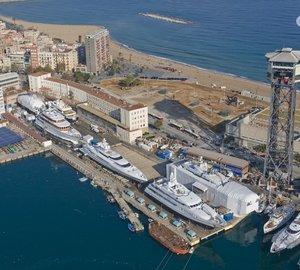 Marina Barcelona 92 and BWA Yachting announce Preferred Partnership Agreement