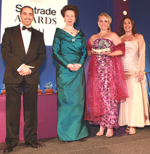 Royal Caribbean Cruises receives award from Seatrade for leadership program