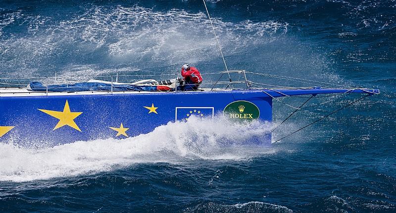 Sailing Yacht ESIMIT EUROPA 2 Photo credit Rolex Kurt Arrigo