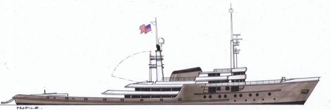 The Oceanic Explorer Yacht