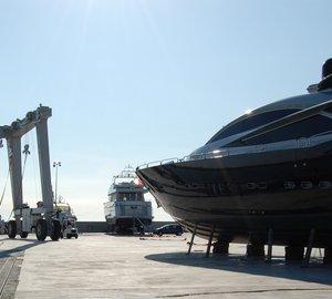Vilanova Grand Marina – Barcelona: Technical area now fully operational