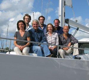 Bill Dixon 'Yacht Designer of the Year' at Asian Marine and Boating Awards 2011