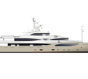 2011 CRN Charter Yacht 'Darlings Danama'